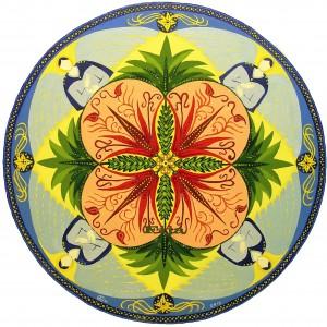 Mandala. 2013 12 31